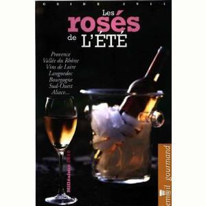 Email Gourmand spécial rosés de la Vallee du Rhone 2011