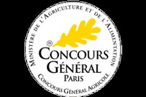 Concours Général Agricole 2011 Médaille d'Argent Grand Marrenon rouge 2009