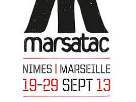 Festival Marsatac 2013