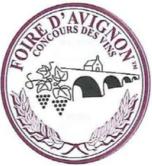 Concours des vins d'Avignon 2014