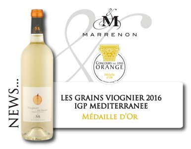 Concours des Vins Orange 2017