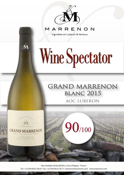 Wine Spectator fev 17