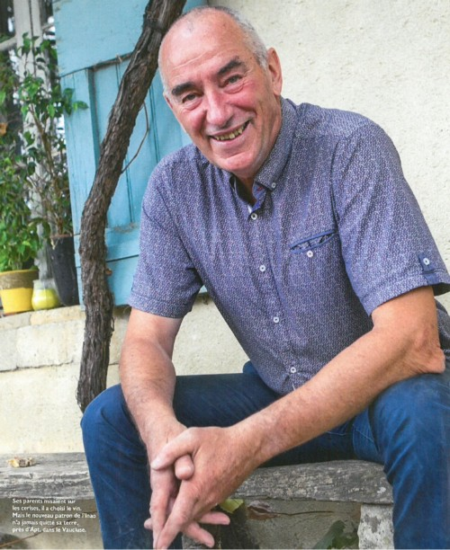 RVF Interview Jean Louis Piton - Président de Marrenon