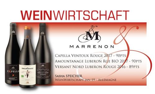 Notes Weinwirtschaft