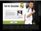 Lancement du Site Internet de Karim Benzema