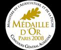 Concours Général Agricole de Paris AOC 2009 Côtes du Luberon Rouge