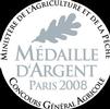 Concours Général Agricole de Paris Grande Toque, AOC Côtes du Luberon Rosé 2007