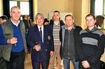 Visite du president Mondial des Sommeliers M. Kogai chez Marrenon