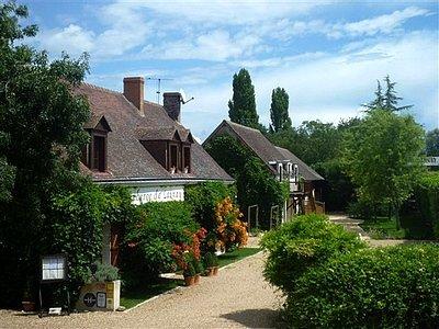 Auberge de Launay restaurant Limeray vins du Luberon et Ventoux.