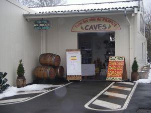 Caves Nancy Greg