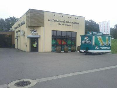 Les domaines de Saint Mathieu