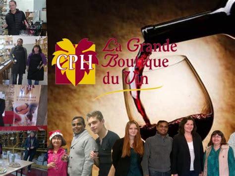 CPH La Grande boutique du Vin - Châlons-en-Champagne