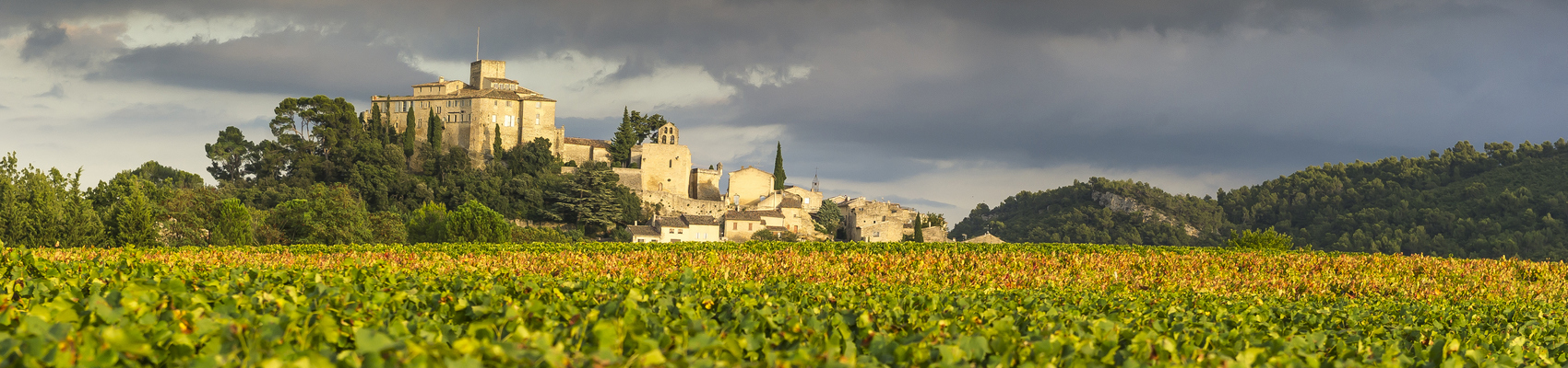 Les villages du Luberon